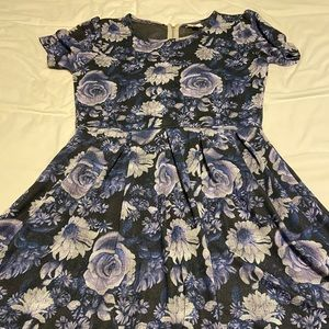 LulaRoe Amelia Dress XL